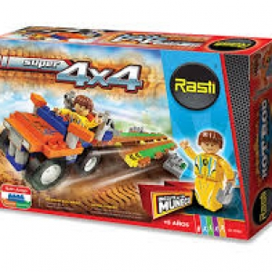 RASTI 4X4 (120P)
