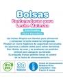 BOLSAS CONTENEDORAS PARA LECHE MATERNA - Por 30 un