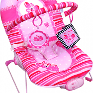 MECEDORA ROSA BABY BOUNCER