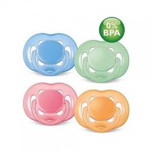 CHUPETE FREEFLOW 6-18 BPA FREE X1