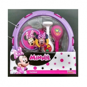 SET DE TAMBOR MINNIE