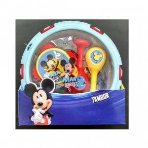 SET DE TAMBOR MICKEY