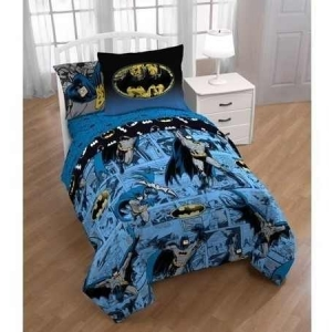 Acolchado MF Batman Twin 1½ Plz