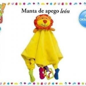 MANTA DE APEGO LEONCITO