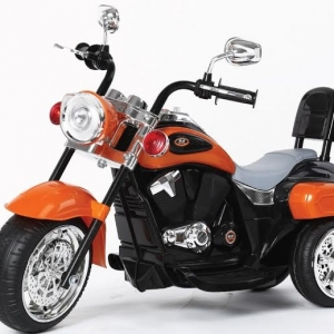 MOTO HOLLYWOOD (NARANJA)