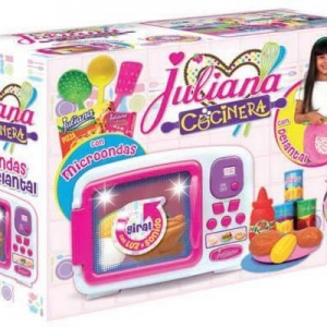 SET JULIANA COCINERA CON MICROONDAS