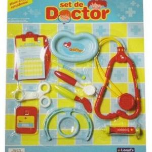 SUPER DOCTORES-SET DE DOCTOR