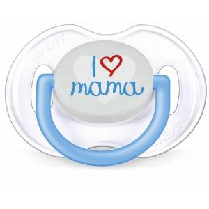 CHUPETES 6-18 M I LOVE MAMA NIÑO