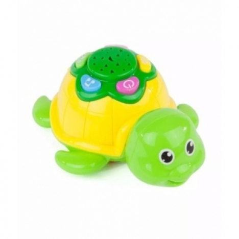 (65152) TORTUGA MUSICAL CON PROYECTOR