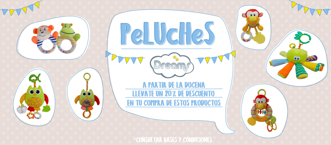 Peluches Dreams